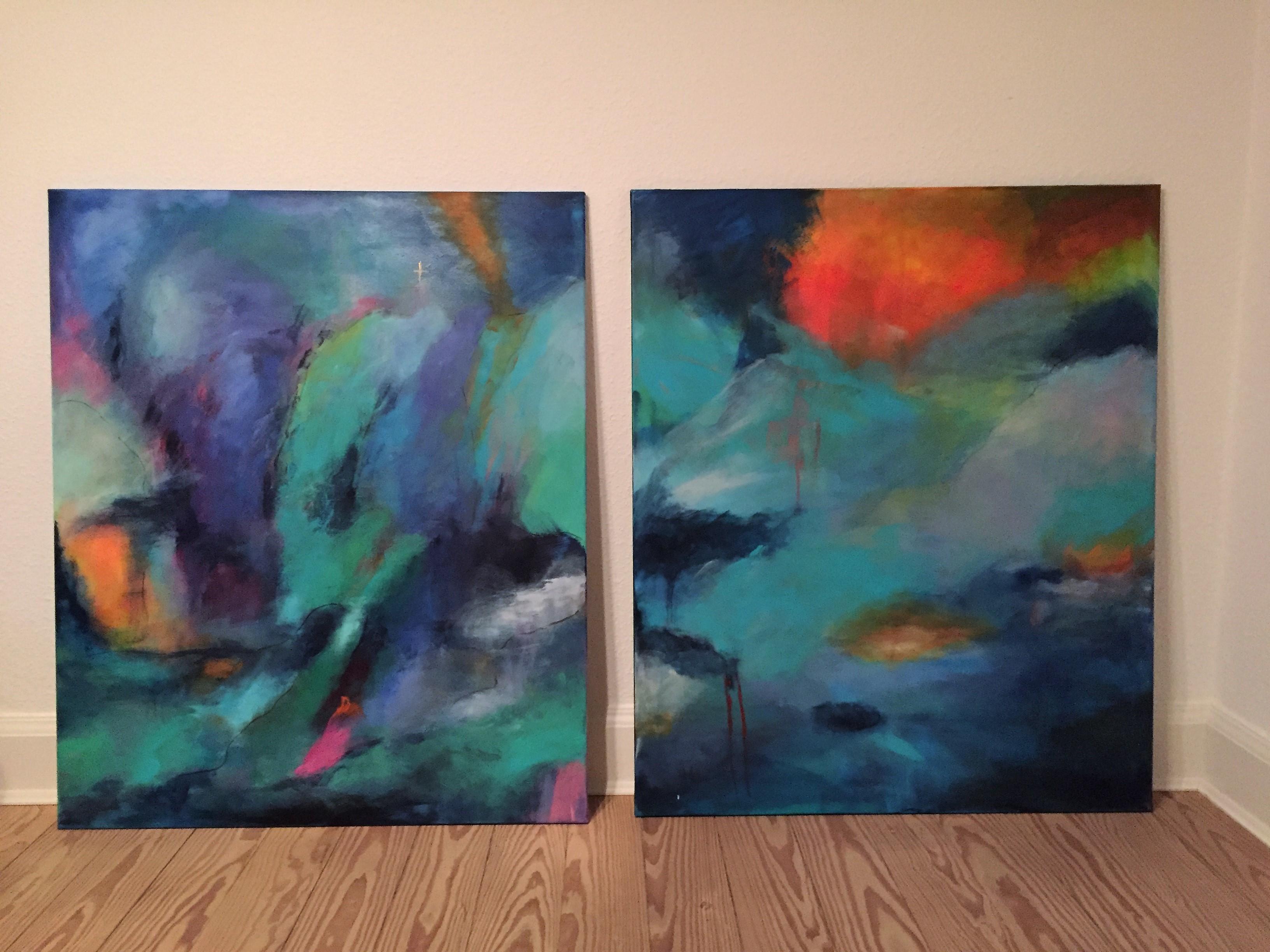 2 store abstrakte
